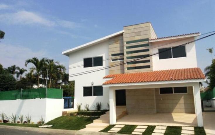Foto de casa en venta en  1, lomas de cocoyoc, atlatlahucan, morelos, 1594456 No. 01