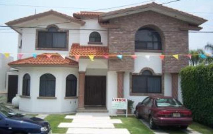 Foto de casa en venta en  1, lomas de cocoyoc, atlatlahucan, morelos, 1765090 No. 01