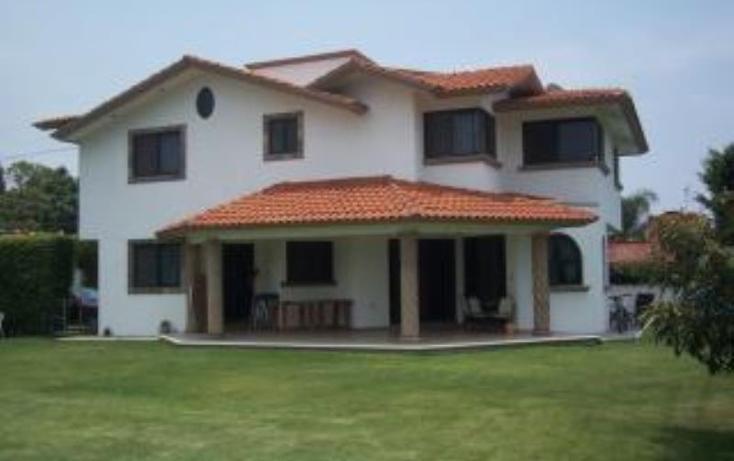 Foto de casa en venta en  1, lomas de cocoyoc, atlatlahucan, morelos, 1765090 No. 02