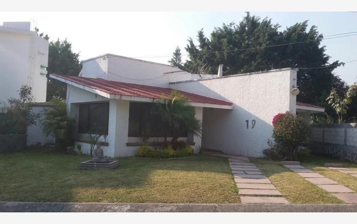 Foto de casa en venta en  1, lomas de cocoyoc, atlatlahucan, morelos, 1793958 No. 02