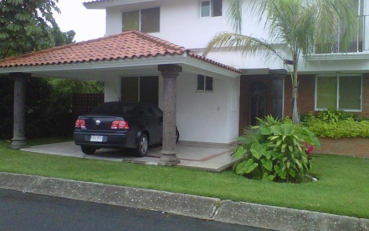 Foto de casa en venta en  1, lomas de cocoyoc, atlatlahucan, morelos, 1793990 No. 01