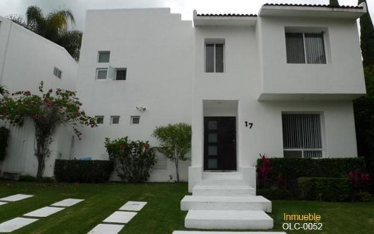 Foto de casa en venta en  1, lomas de cocoyoc, atlatlahucan, morelos, 1794022 No. 01