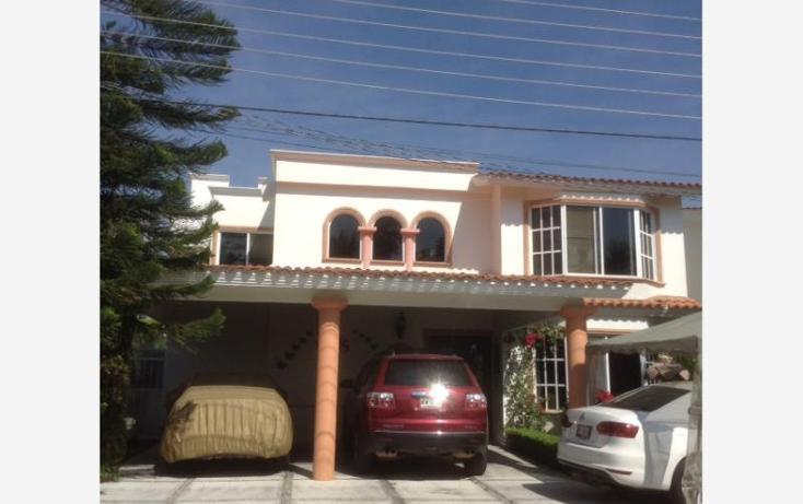 Foto de casa en venta en  1, lomas de cocoyoc, atlatlahucan, morelos, 1794070 No. 01