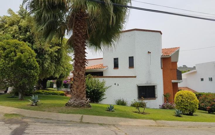Foto de casa en venta en  1, lomas de cocoyoc, atlatlahucan, morelos, 1841996 No. 01