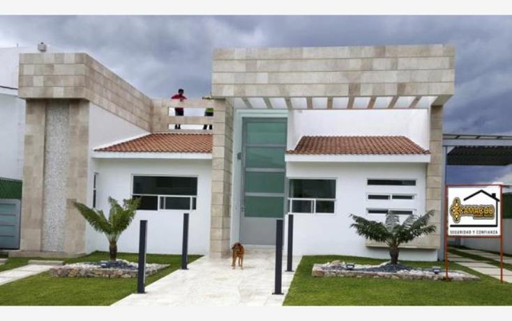 Foto de casa en venta en  1, lomas de cocoyoc, atlatlahucan, morelos, 1897708 No. 01