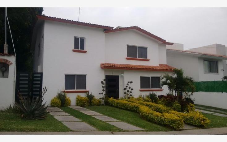 Foto de casa en venta en  1, lomas de cocoyoc, atlatlahucan, morelos, 1973786 No. 01
