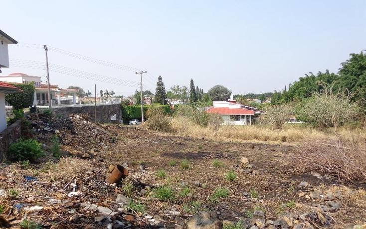 Foto de terreno habitacional en venta en  1, lomas de cocoyoc, atlatlahucan, morelos, 389714 No. 01