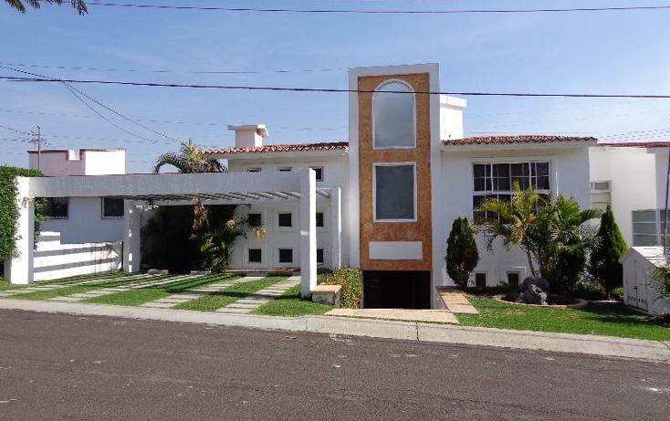 Foto de casa en venta en  1, lomas de cocoyoc, atlatlahucan, morelos, 595664 No. 01