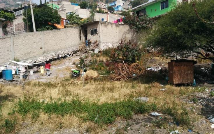 Foto de terreno habitacional en venta en  1, lomas de san carlos zona comunal, ecatepec de morelos, méxico, 625589 No. 01