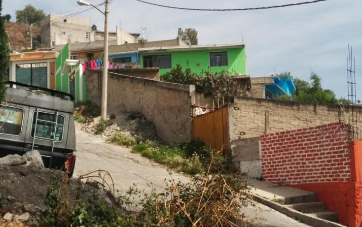 Foto de terreno habitacional en venta en  1, lomas de san carlos zona comunal, ecatepec de morelos, méxico, 625589 No. 04