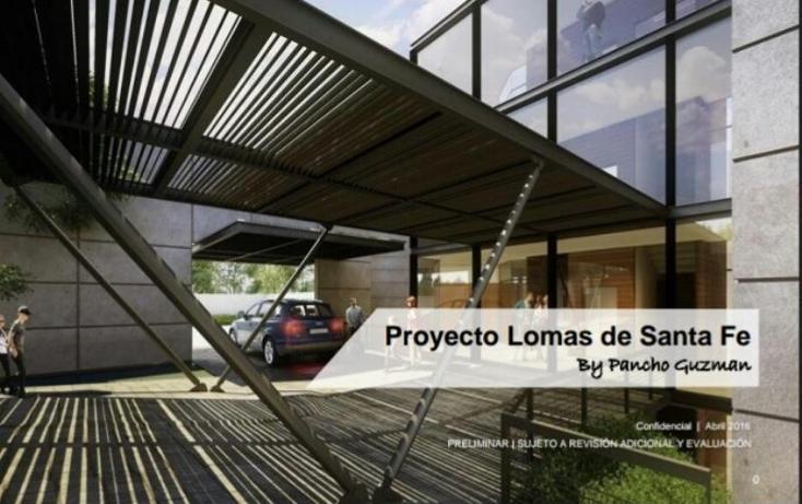 Foto de departamento en venta en  1, lomas de santa fe, álvaro obregón, distrito federal, 2706653 No. 02