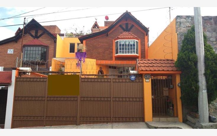 Foto de casa en venta en  1, lomas de santa maria, morelia, michoac?n de ocampo, 1357967 No. 01