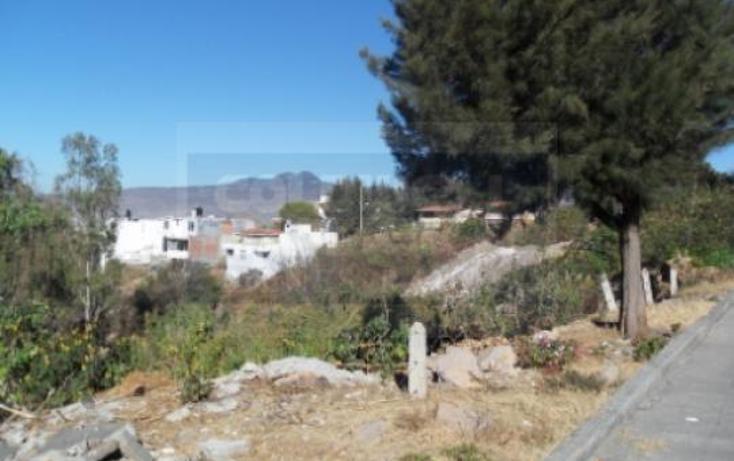 Foto de terreno habitacional en venta en  1, lomas de vista bella, morelia, michoacán de ocampo, 219498 No. 05