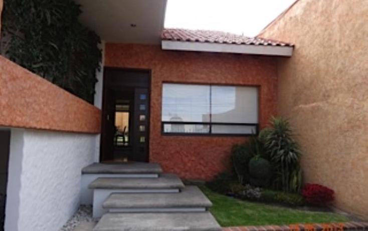 Foto de casa en venta en  1, lomas del mármol, puebla, puebla, 482090 No. 02