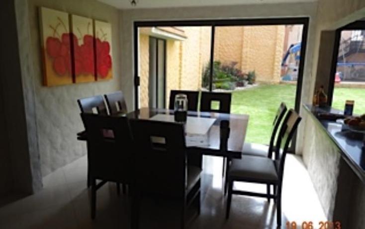 Foto de casa en venta en  1, lomas del mármol, puebla, puebla, 482090 No. 06