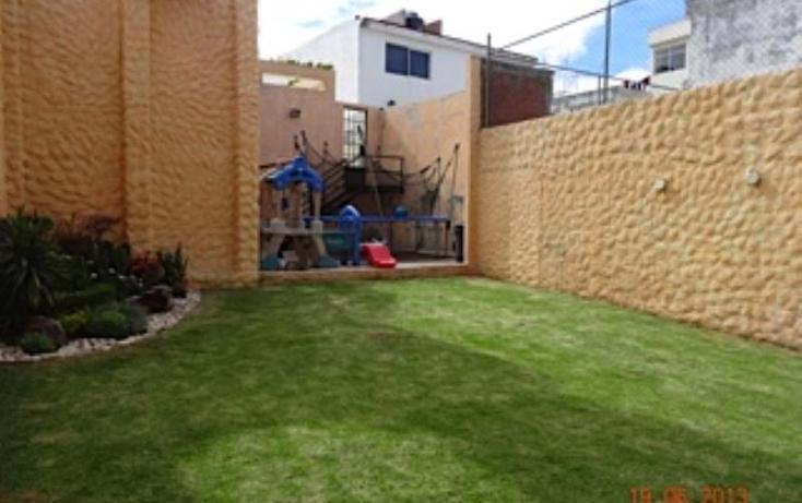 Foto de casa en venta en  1, lomas del mármol, puebla, puebla, 482090 No. 10