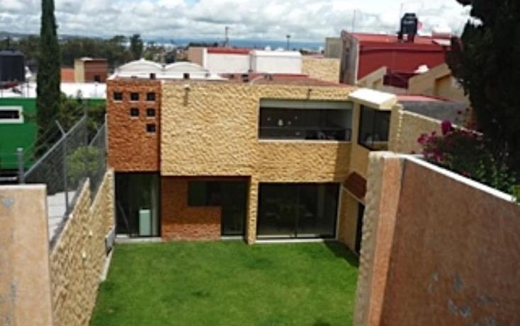 Foto de casa en venta en  1, lomas del mármol, puebla, puebla, 482090 No. 12
