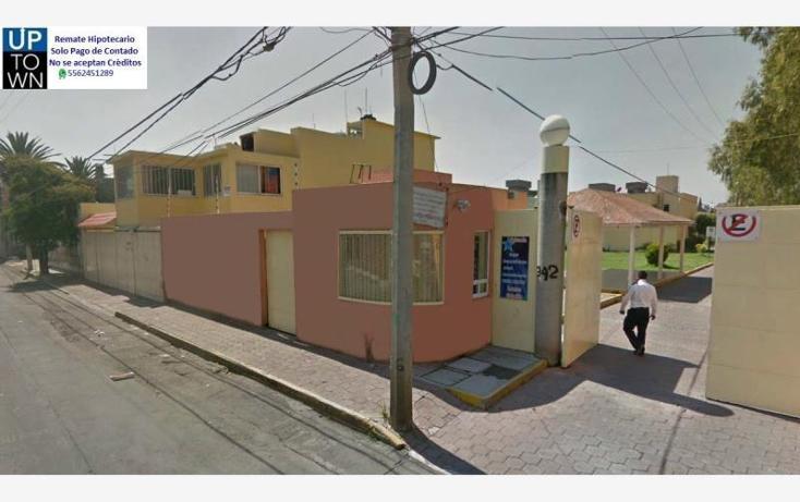 Foto de casa en venta en  1, lomas estrella, iztapalapa, distrito federal, 2041088 No. 01