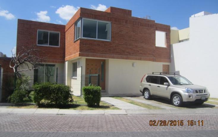 Foto de casa en renta en  1, los arrayanes, puebla, puebla, 2701931 No. 01