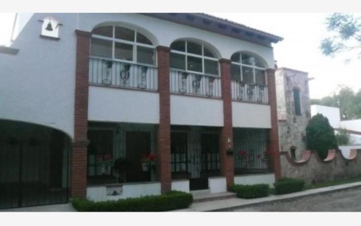 Foto de casa en venta en  1, los claustros, tequisquiapan, querétaro, 1984506 No. 01