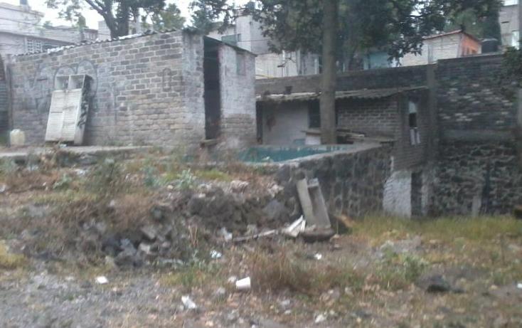 Foto de terreno habitacional en venta en  1, los encinos, tlalpan, distrito federal, 2008388 No. 02