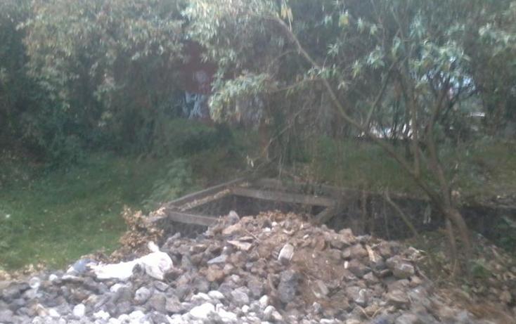 Foto de terreno habitacional en venta en  1, los encinos, tlalpan, distrito federal, 2008388 No. 03