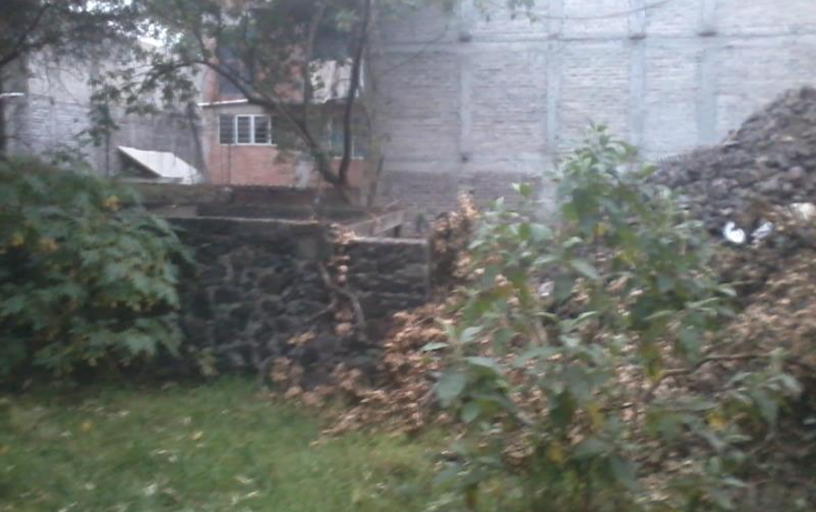 Foto de terreno habitacional en venta en  1, los encinos, tlalpan, distrito federal, 2008388 No. 07