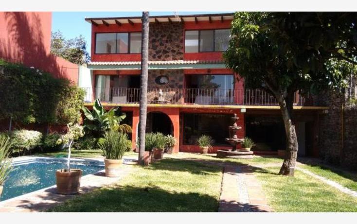 Foto de casa en venta en  1, los limoneros, cuernavaca, morelos, 899339 No. 02