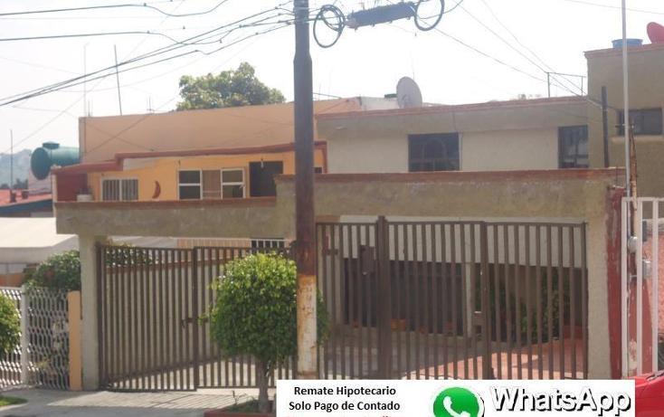 Foto de casa en venta en  1, los pirules, tlalnepantla de baz, méxico, 1825942 No. 01