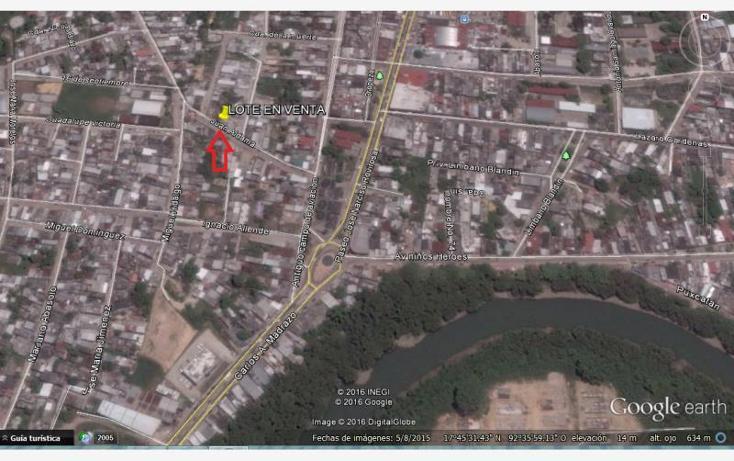 Foto de terreno habitacional en venta en  1, macuspana centro, macuspana, tabasco, 1761464 No. 02