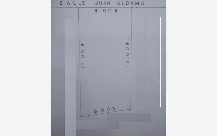Foto de terreno habitacional en venta en  1, macuspana centro, macuspana, tabasco, 1761464 No. 03
