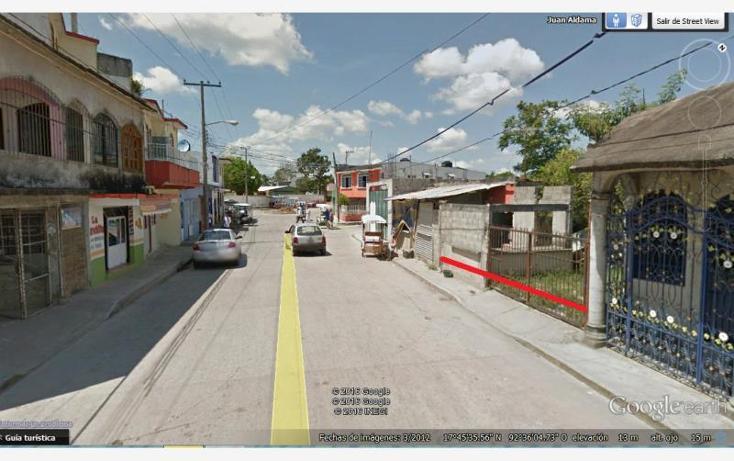 Foto de terreno habitacional en venta en  1, macuspana centro, macuspana, tabasco, 1761464 No. 04