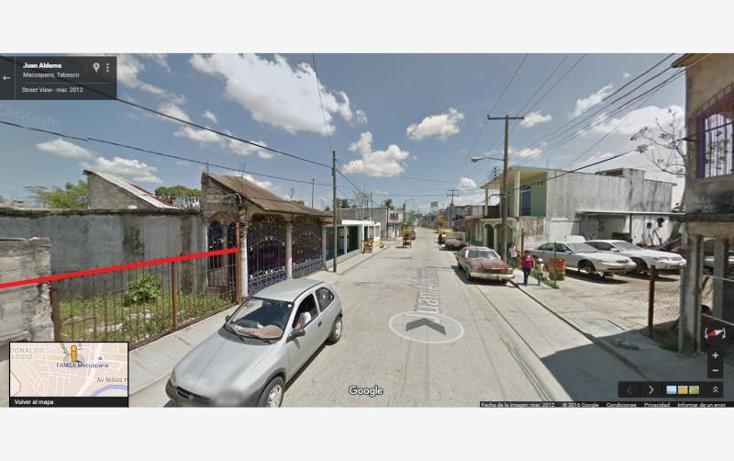 Foto de terreno habitacional en venta en  1, macuspana centro, macuspana, tabasco, 1761464 No. 05