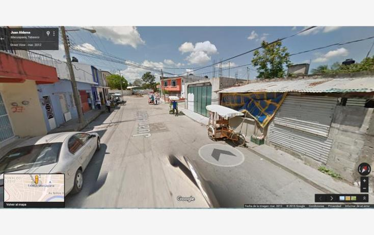 Foto de terreno habitacional en venta en  1, macuspana centro, macuspana, tabasco, 1761464 No. 06
