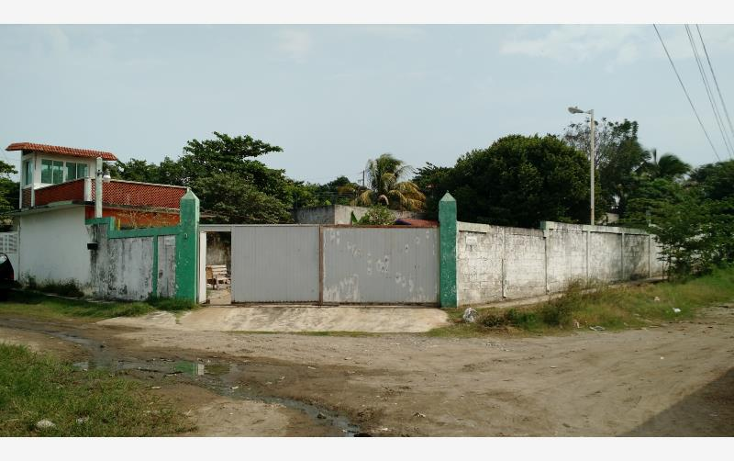 Foto de nave industrial en venta en  1, malibran de las brujas, veracruz, veracruz de ignacio de la llave, 1487245 No. 01