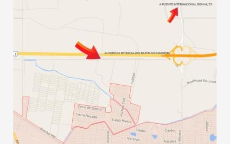 Foto de terreno habitacional en venta en  1, manuel ramirez, río bravo, tamaulipas, 755535 No. 05