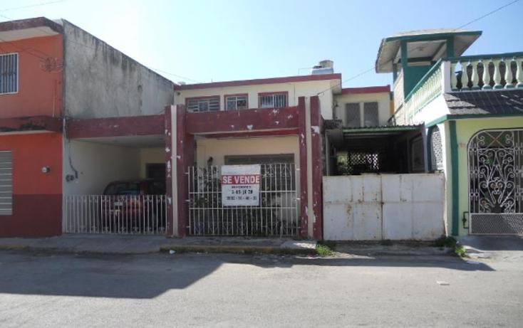 Foto de casa en venta en  1, merida centro, m?rida, yucat?n, 1037951 No. 01