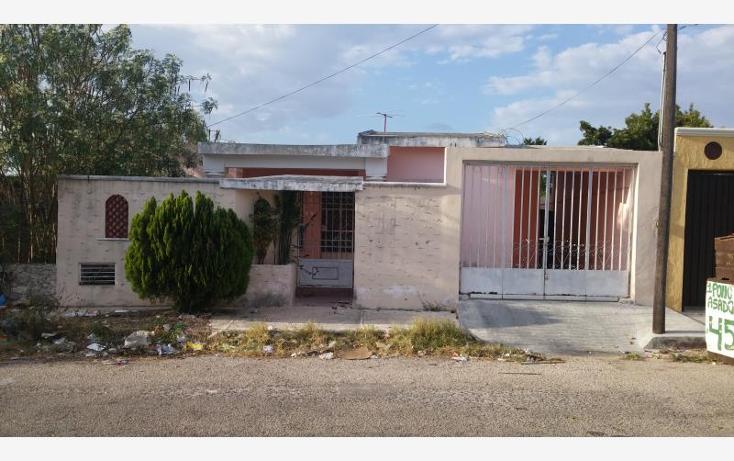 Foto de casa en venta en  1, merida centro, m?rida, yucat?n, 1450461 No. 01