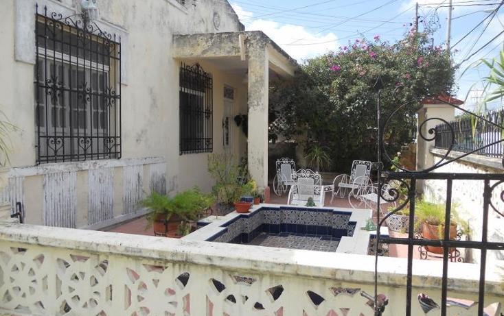 Foto de casa en venta en  1, merida centro, mérida, yucatán, 1567934 No. 01