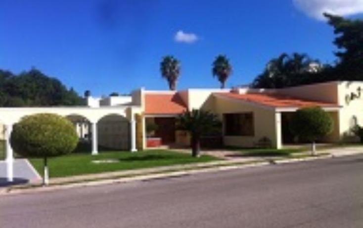 Foto de casa en venta en 1 1, méxico norte, mérida, yucatán, 1936454 No. 01