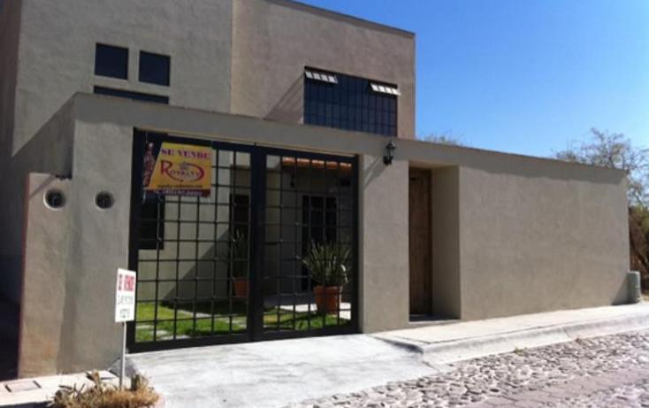 Foto de casa en venta en  1, mexiquito, san miguel de allende, guanajuato, 679989 No. 08