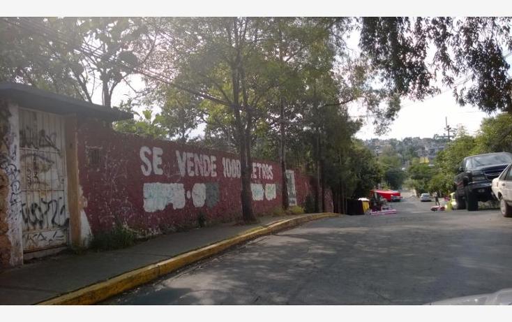 Foto de terreno habitacional en venta en  1, miguel hidalgo, tlalpan, distrito federal, 1473659 No. 02