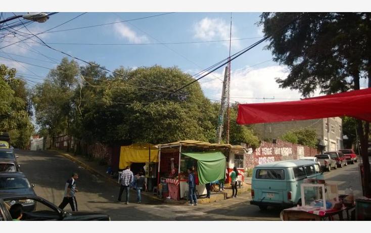 Foto de terreno habitacional en venta en  1, miguel hidalgo, tlalpan, distrito federal, 1473659 No. 03