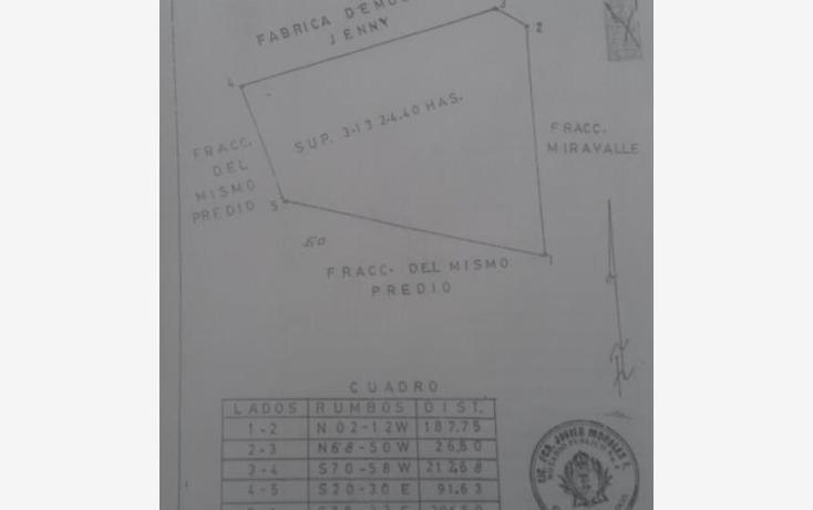 Foto de terreno habitacional en venta en  1, miravalle, gómez palacio, durango, 1760950 No. 01