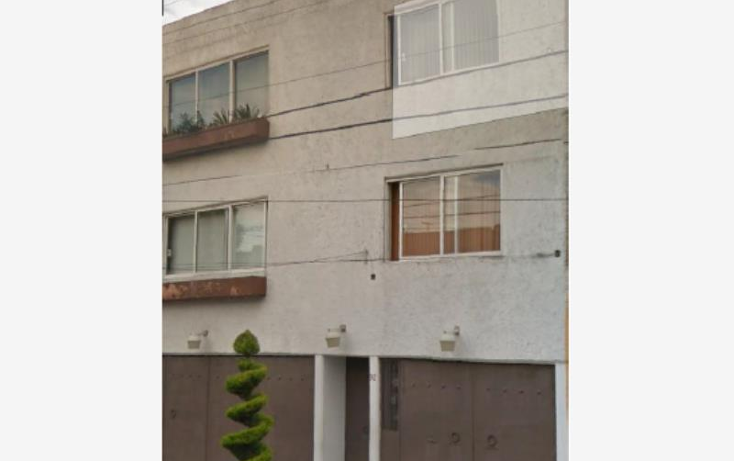 Foto de departamento en venta en  1, moderna, benito ju?rez, distrito federal, 1731622 No. 01