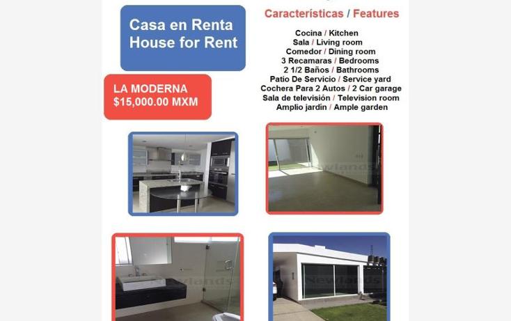 Foto de casa en renta en  1, moderna, irapuato, guanajuato, 1607662 No. 01