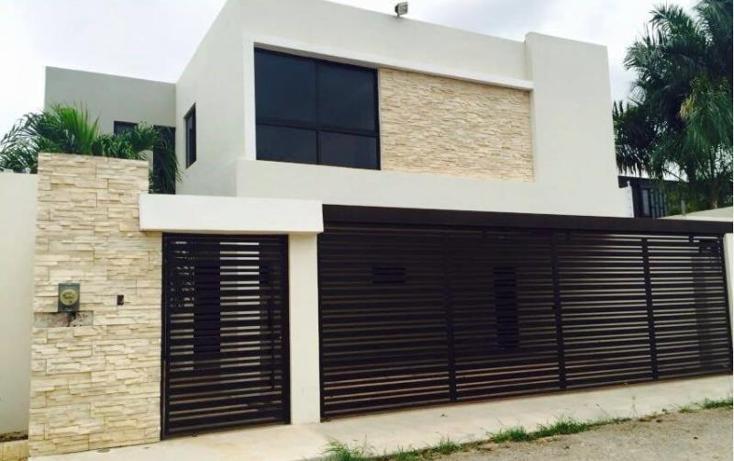 Foto de casa en venta en  1, montebello, mérida, yucatán, 1766152 No. 01