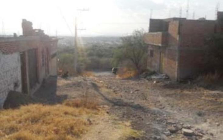 Foto de terreno habitacional en venta en  1, montes de loreto, san miguel de allende, guanajuato, 693141 No. 03