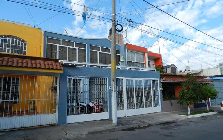 Foto de casa en venta en  1, monumental, guadalajara, jalisco, 797041 No. 01