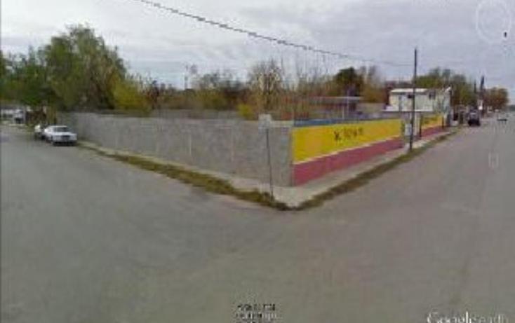 Foto de terreno habitacional en venta en  1, mundo nuevo, piedras negras, coahuila de zaragoza, 893247 No. 01